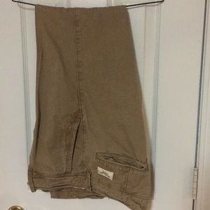 Abercrombie and Fitch Kaki Pants